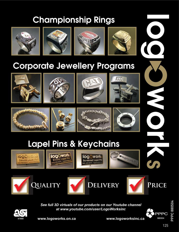 www.logoworks.on.ca www.logoworksinc.ca Champio...