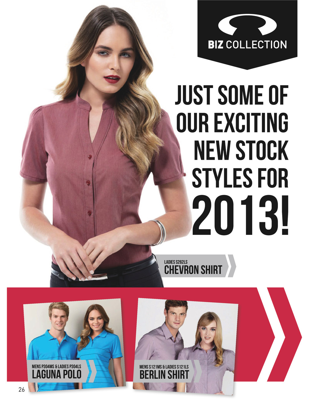 JUST SOME OF OUR EXCITING NEW STOCK STYLES FOr ...