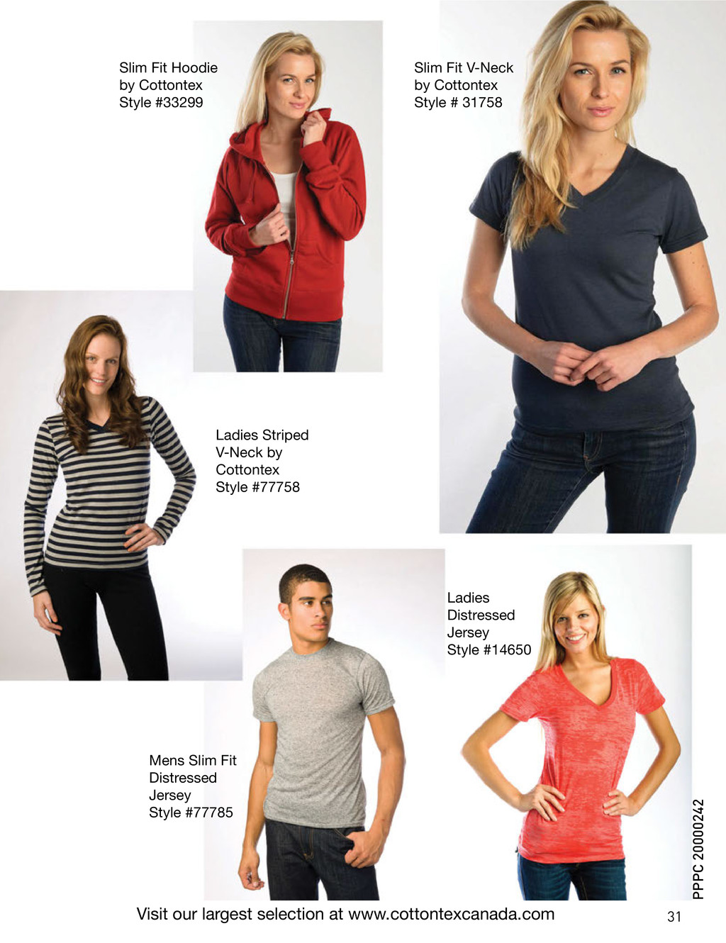 Visit our largest selection at www.cottontexcan...