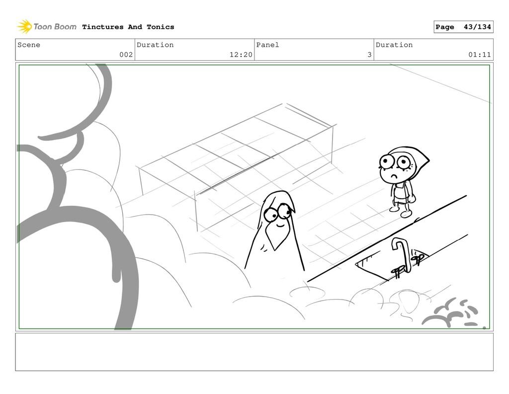 Scene 002 Duration 12:20 Panel 3 Duration 01:11...