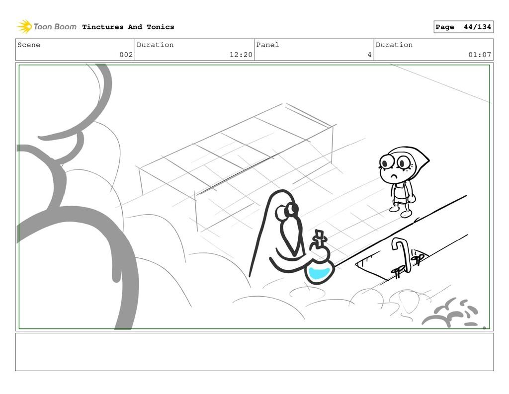 Scene 002 Duration 12:20 Panel 4 Duration 01:07...