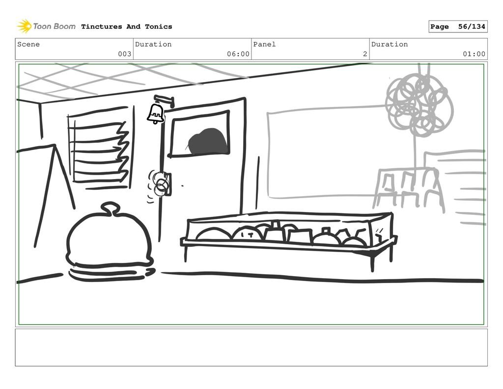 Scene 003 Duration 06:00 Panel 2 Duration 01:00...