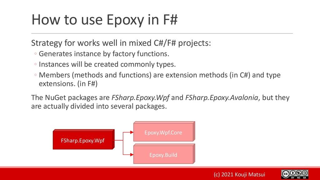 (c) 2021 Kouji Matsui How to use Epoxy in F# St...