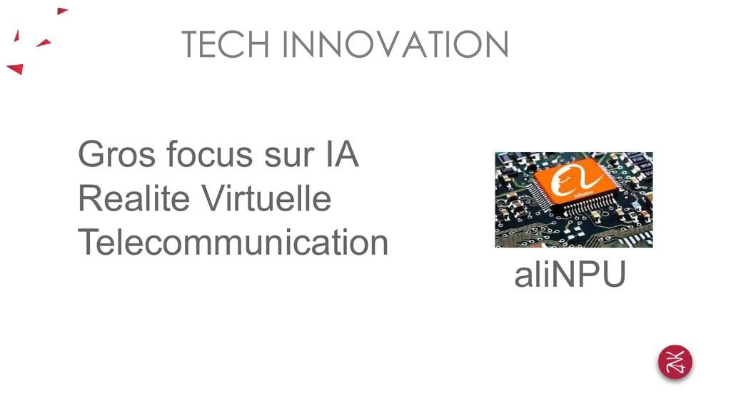 Gros focus sur IA Realite Virtuelle Telecommuni...