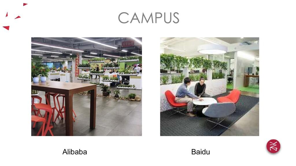 Alibaba Baidu