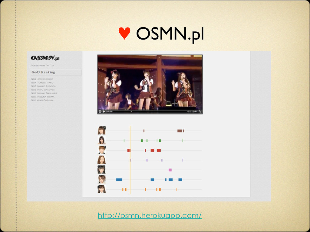 ♥ OSMN.pl http://osmn.herokuapp.com/