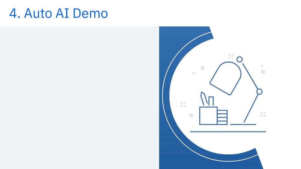 4. Auto AI Demo