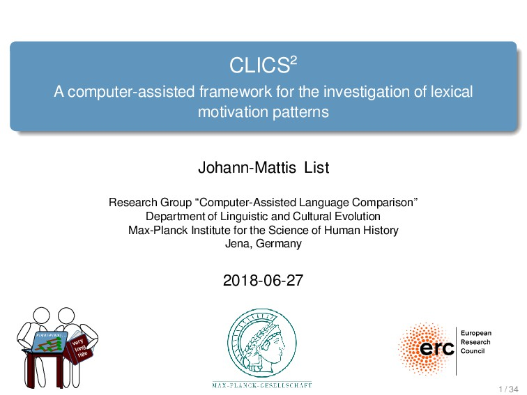 CLICS² A computer-assisted framework for the in...