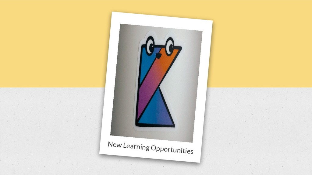 New Learning Opportunities