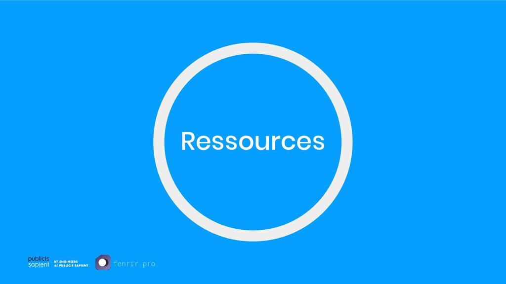 Ressources fenrir.pro