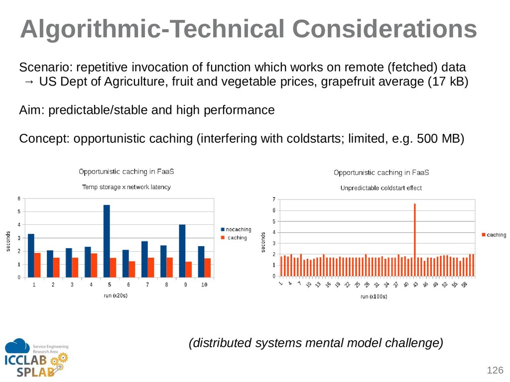 126 Algorithmic-Technical Considerations Scenir...