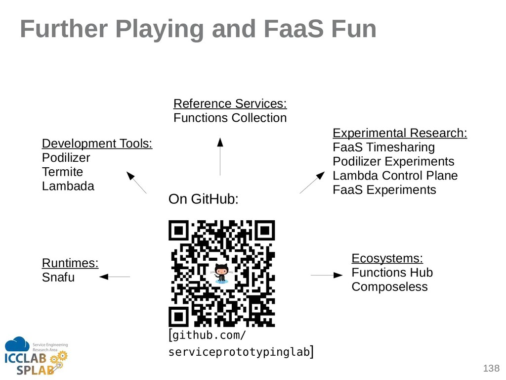 138 Further Playing and FaaS Fun On GitHub: [gi...