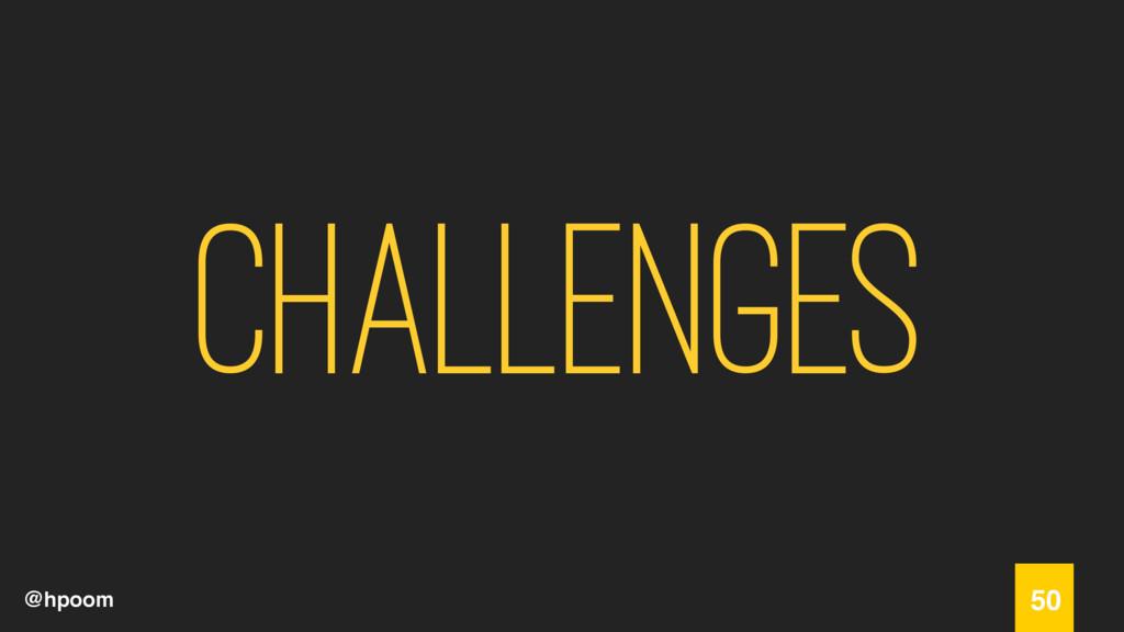 @hpoom Challenges 50