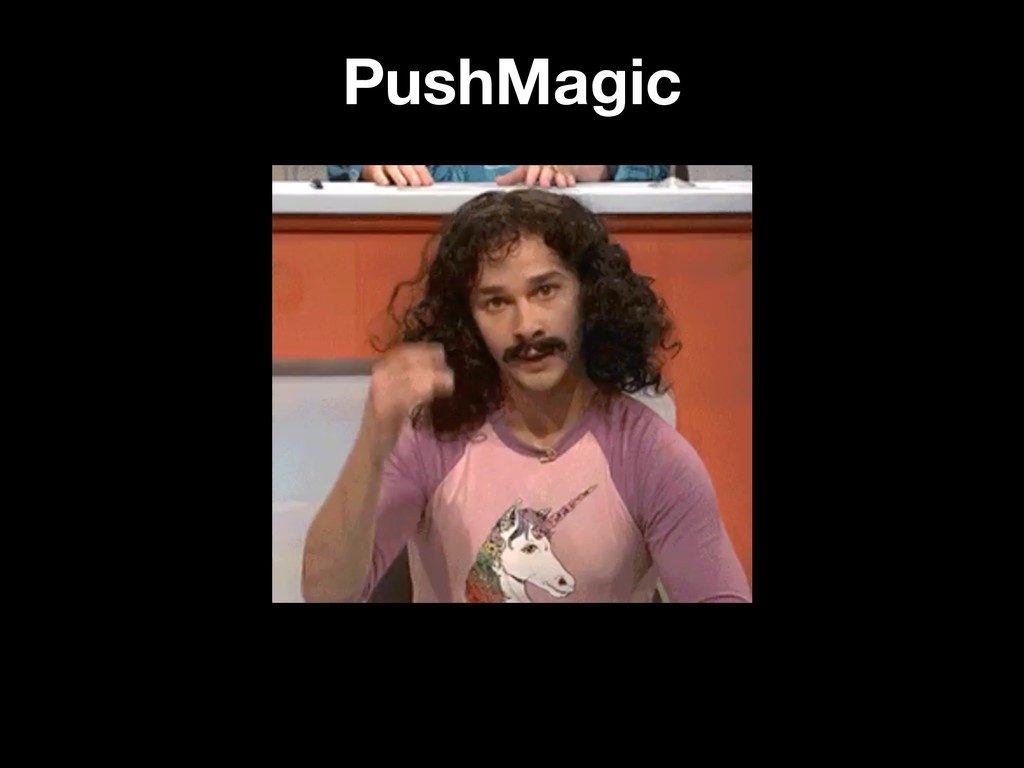 PushMagic