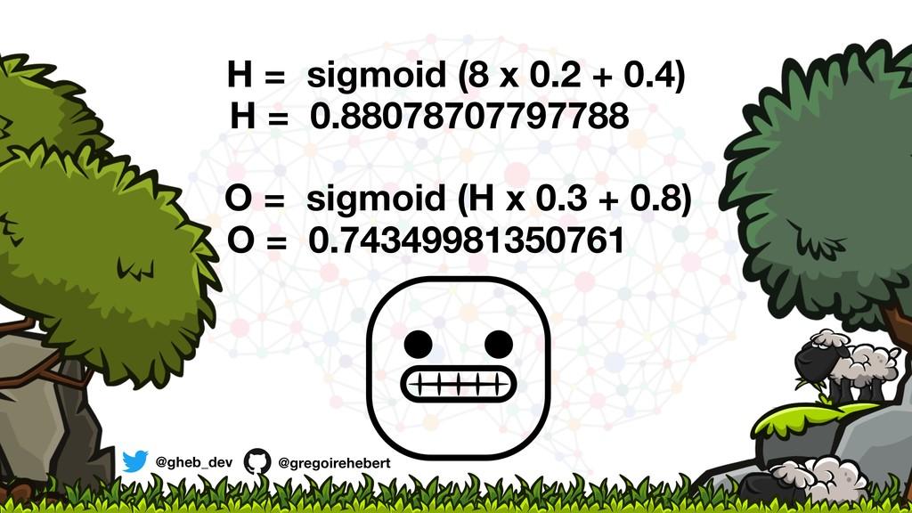 @gheb_dev @gregoirehebert H = sigmoid (8 x 0.2 ...
