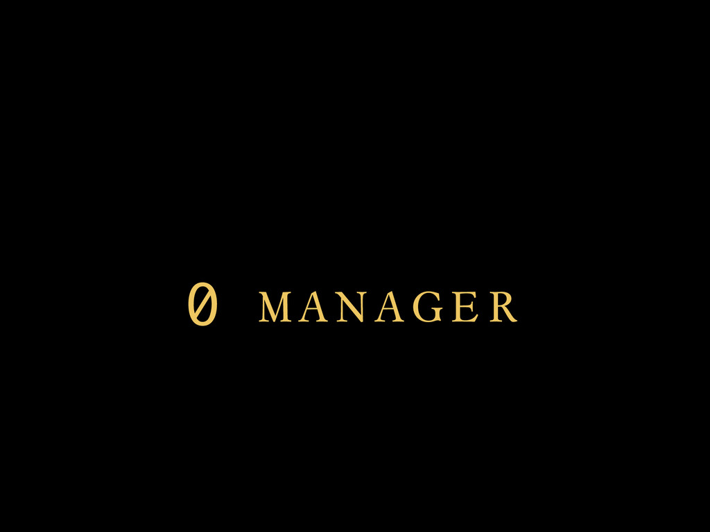 0 manager