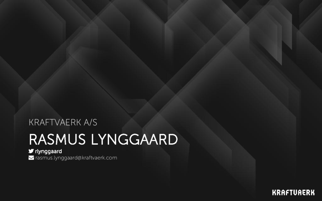 RASMUS LYNGGAARD  rlynggaard  rasmus.lynggaar...