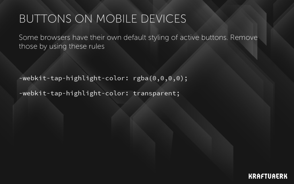 BUTTONS ON MOBILE DEVICES Some browsers have th...