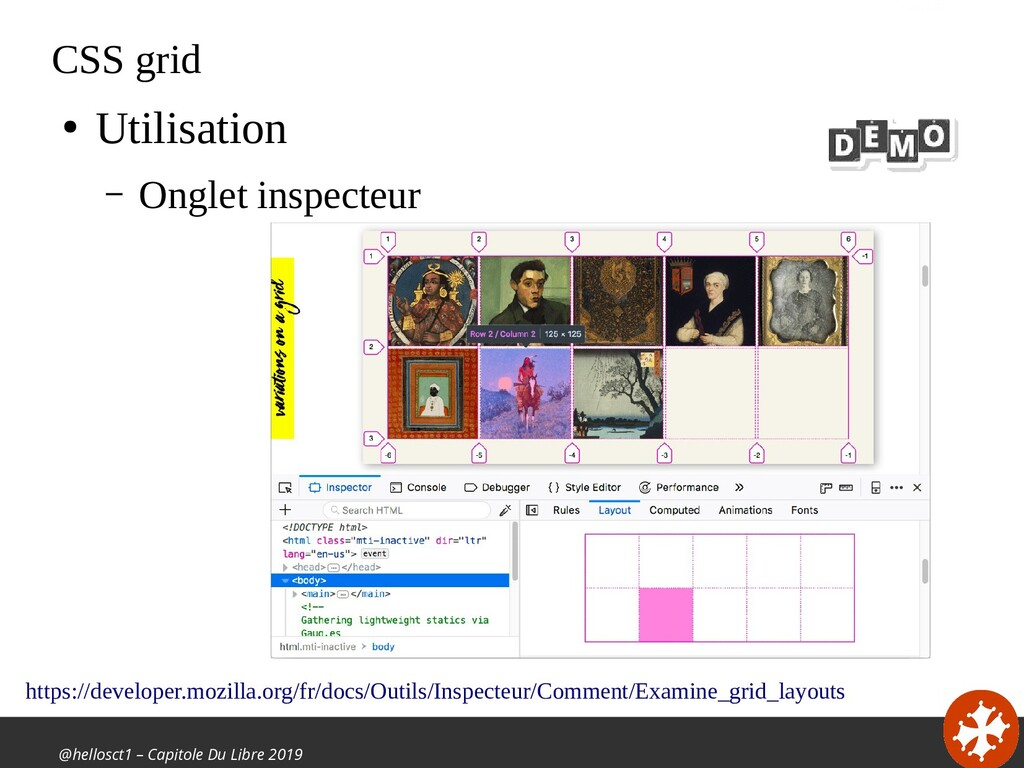 @hellosct1 – Capitole Du Libre 2019 CSS grid ● ...