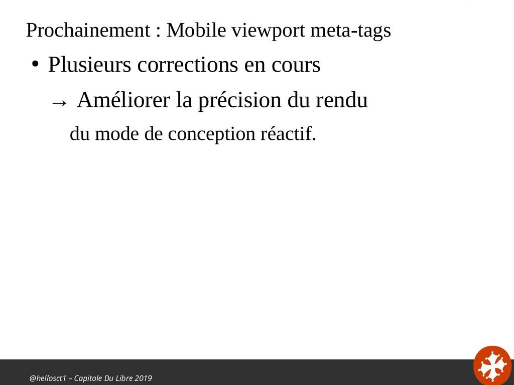 @hellosct1 – Capitole Du Libre 2019 Prochaineme...
