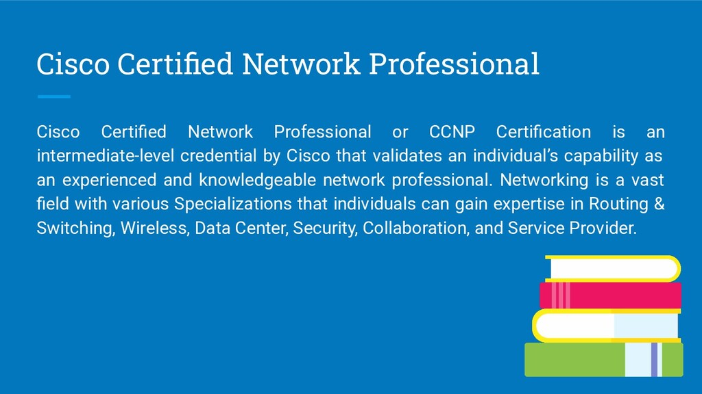 Cisco Certified Network Professional Cisco Certi...