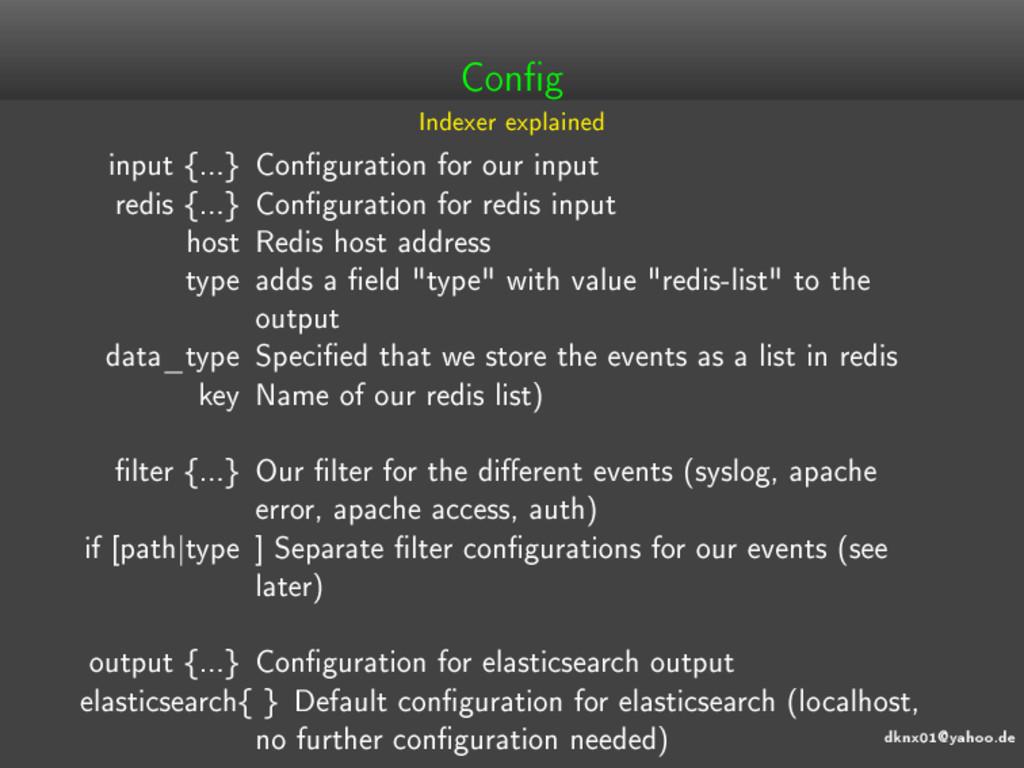 dknx01@yahoo.de Cong Indexer explained input {...