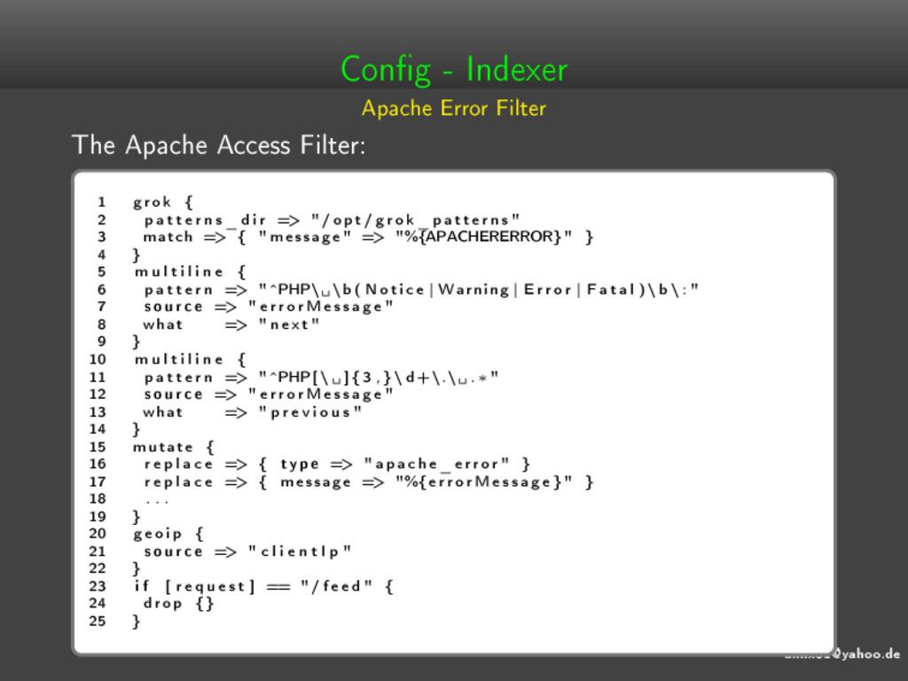dknx01@yahoo.de Cong - Indexer Apache Error Fi...