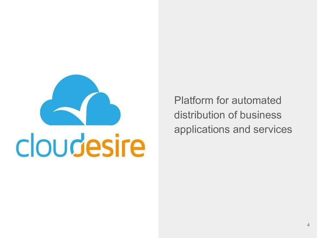 Platform for automated distribution of business...