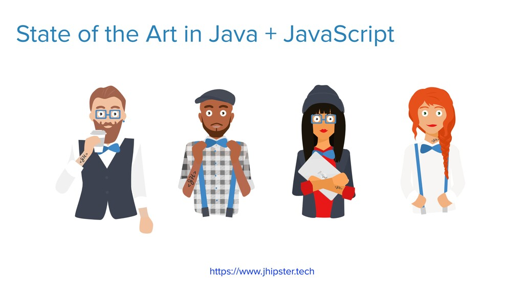 State of the Art in Java + JavaScript https://w...