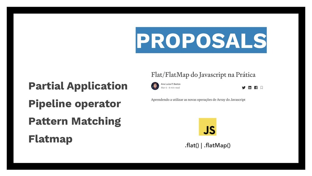 Partial Application Pipeline operator Pattern M...