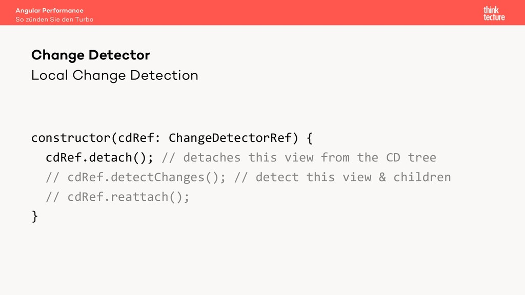 Local Change Detection constructor(cdRef: Chang...