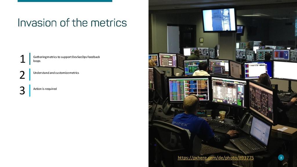 8 Gathering metrics to support DevSecOps feedba...