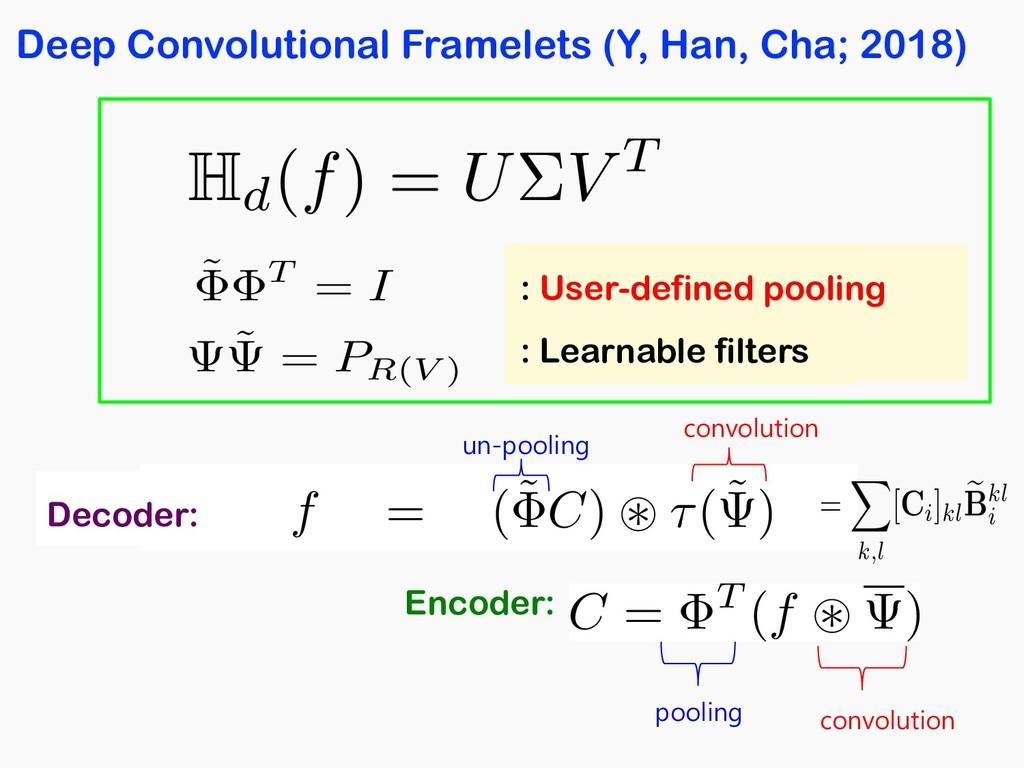 Hd(f) Hd(f) = ˜ T ˜ T C C = T Hd(f) C = T (f ~ ...
