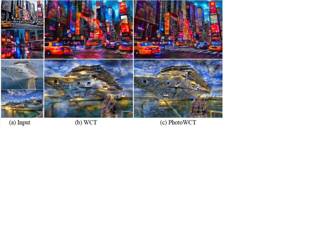Single-level wavelets Multi-level wavelets