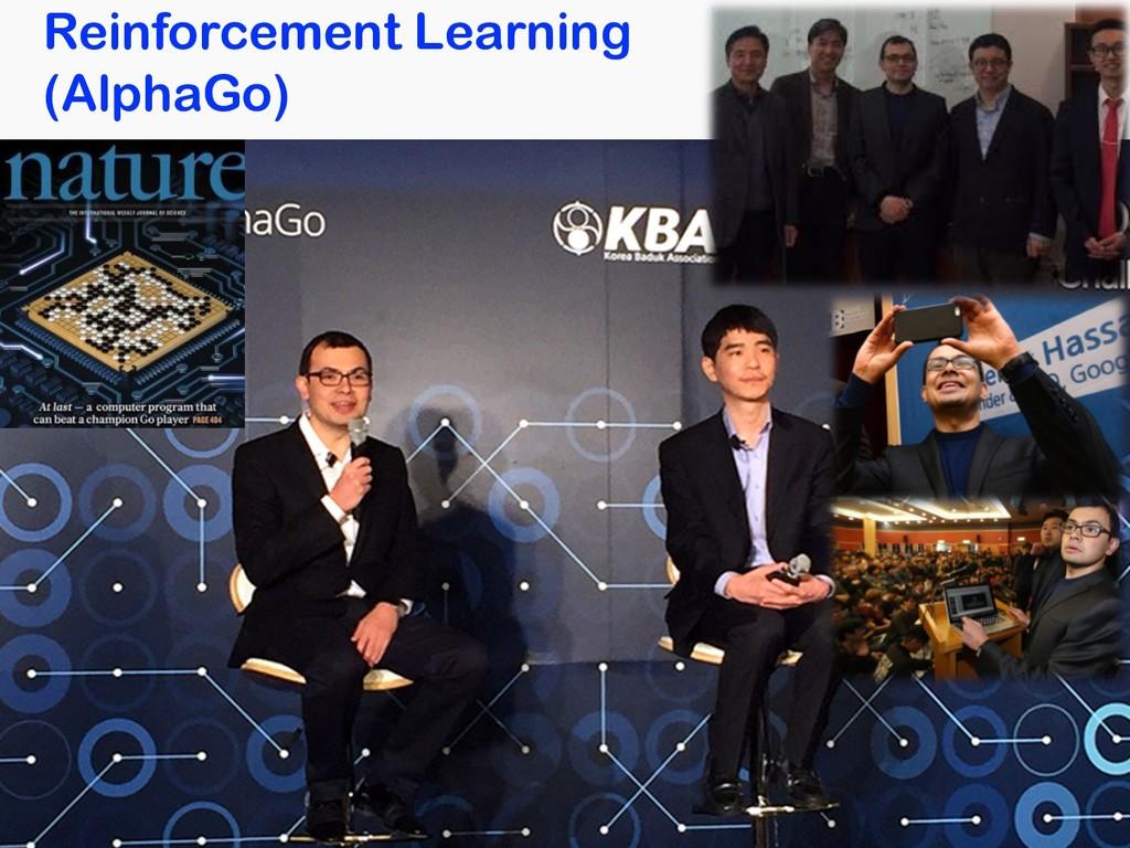 24 Reinforcement Learning (AlphaGo)