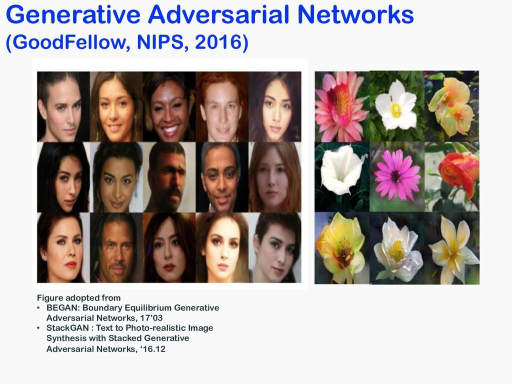 Generative Adversarial Networks (GoodFellow, NI...