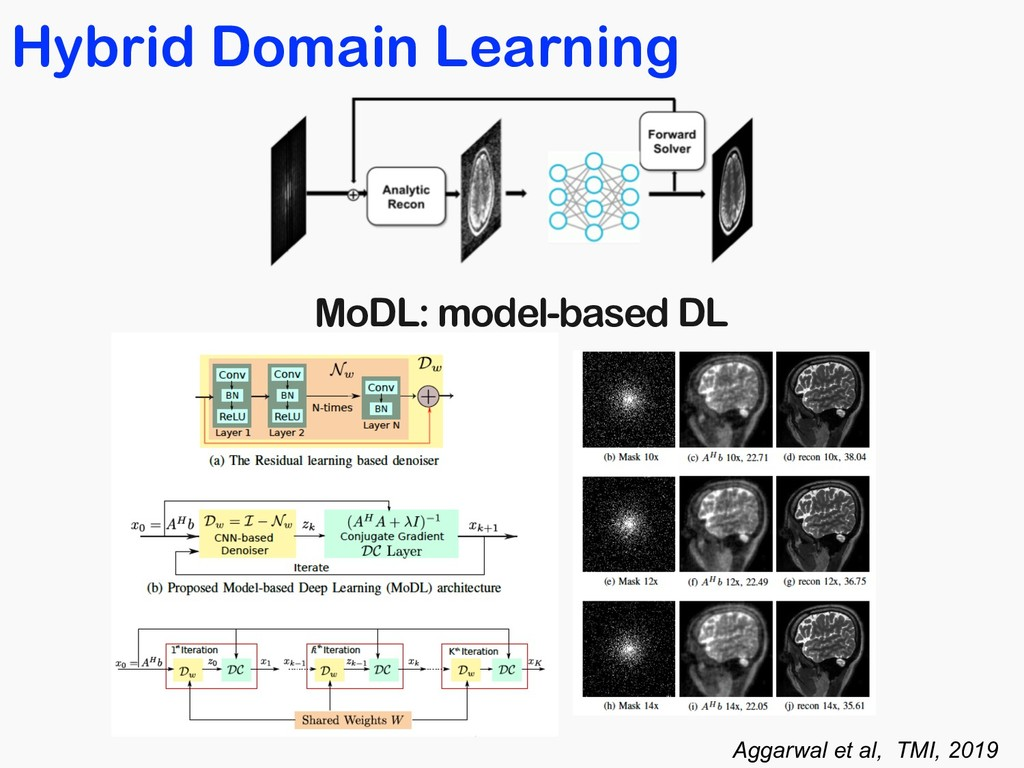 Hybrid Domain Learning Aggarwal et al, TMI, 201...