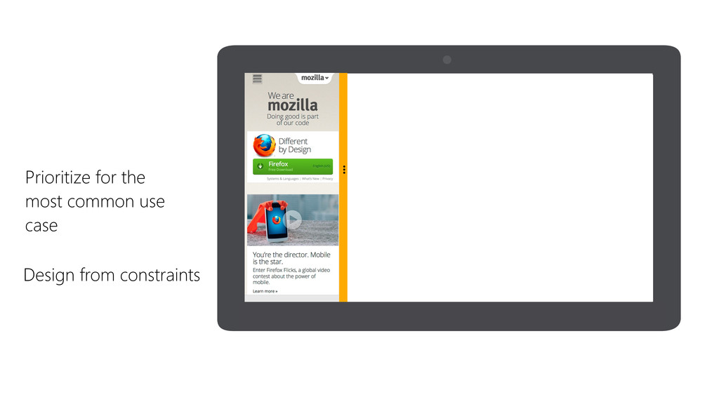  Mozilla - Home of the Prioritize for the mo...