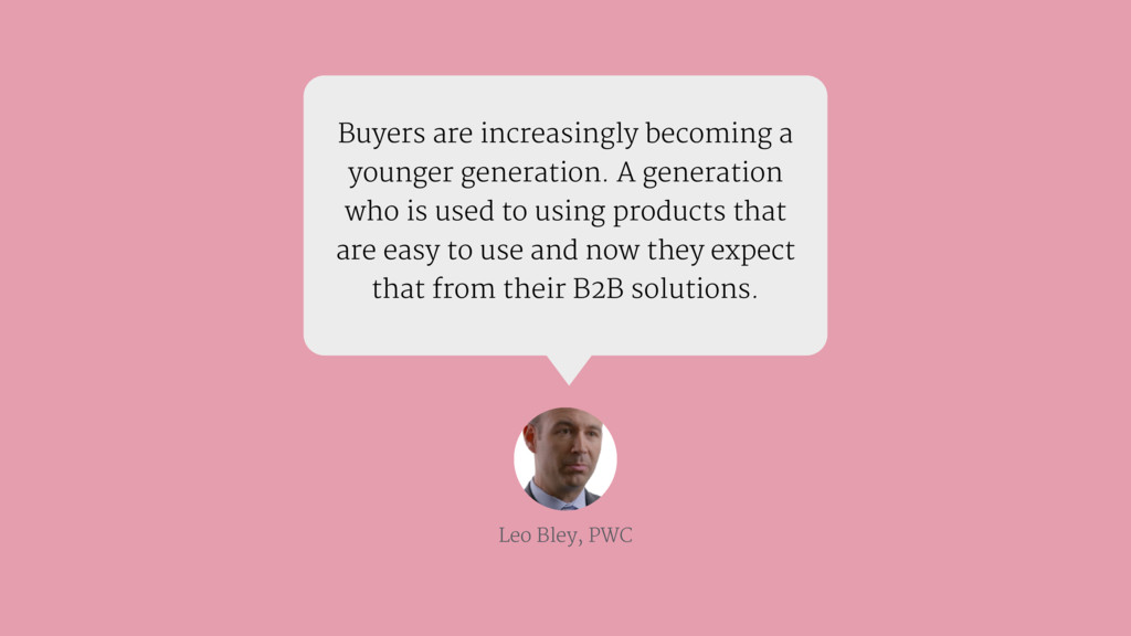 Buyers are increasingly becoming a younger gene...