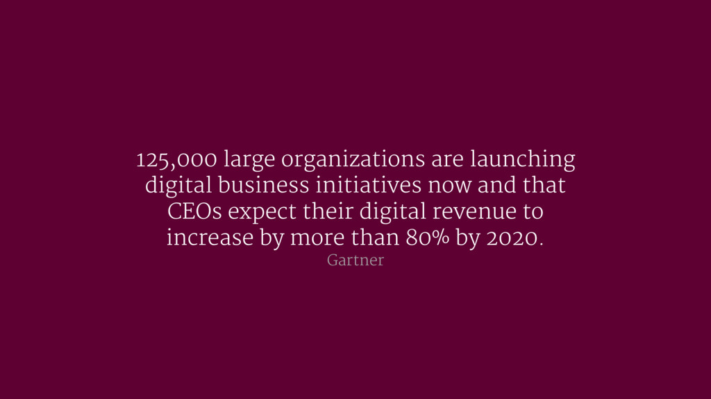 125,000 large organizations are launching digit...