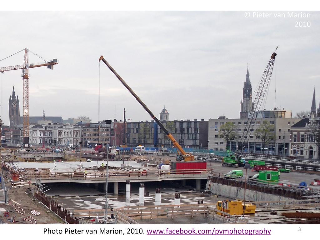 3  © Pieter van Marion  2010 ...