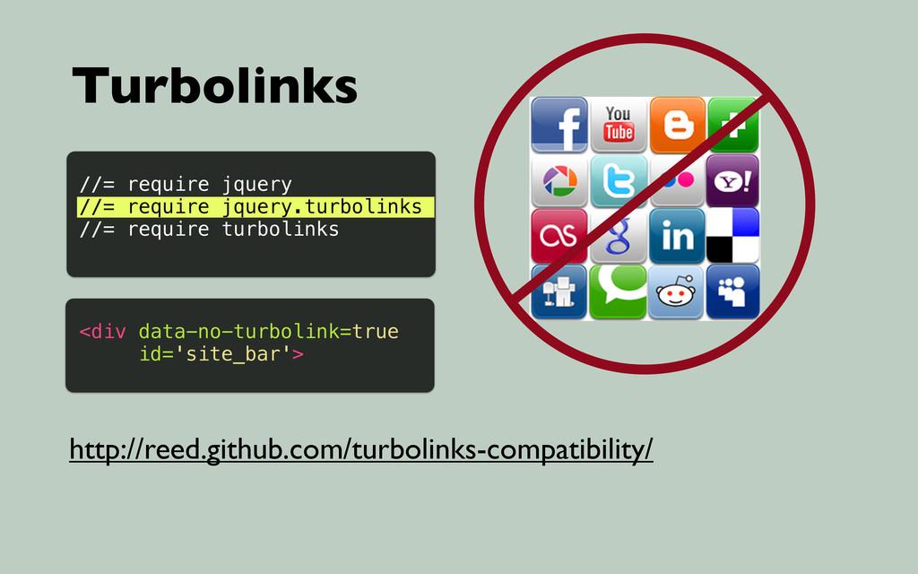 Turbolinks http://reed.github.com/turbolinks-co...