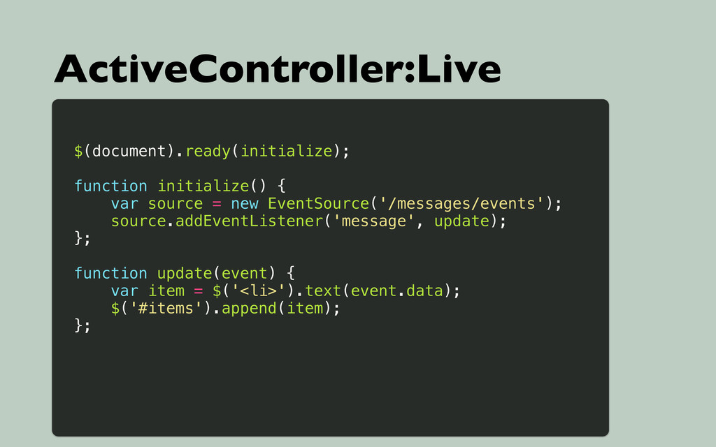 ActiveController:Live $(document).ready(initial...
