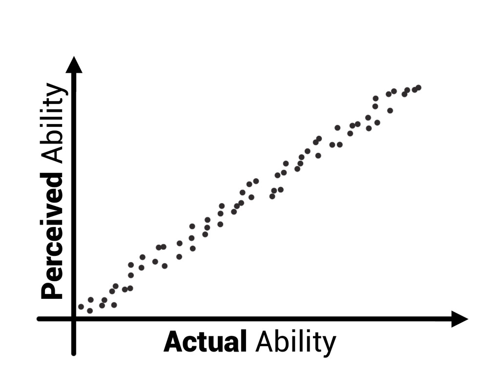 Actual Ability Perceived Ability