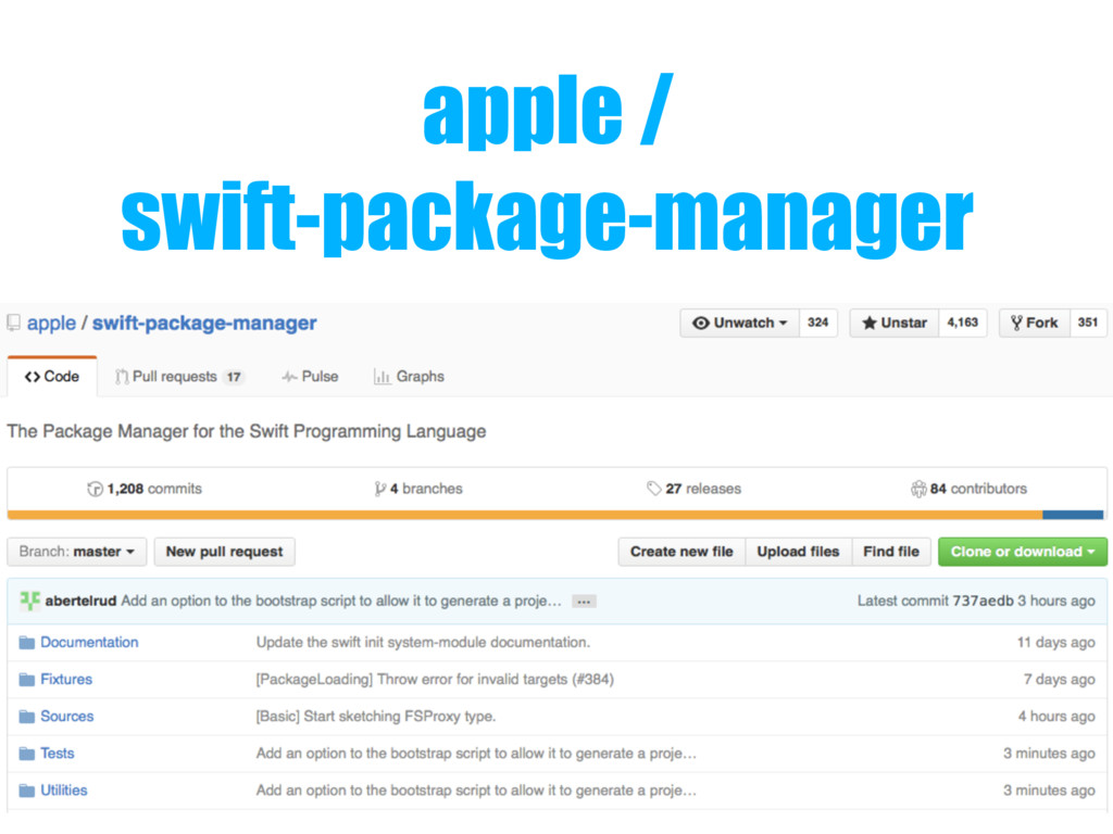 apple / swift-package-manager