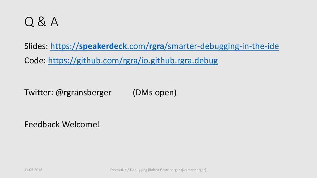 Q & A Slides: https://speakerdeck.com/rgra/smar...