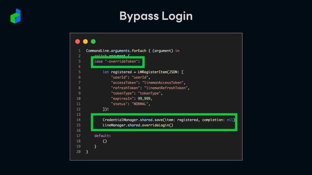 Bypass Login