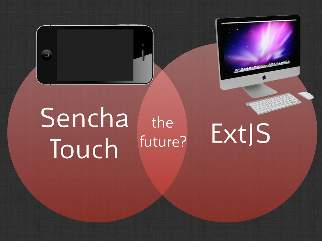 Sencha Touch ExtJS the future?