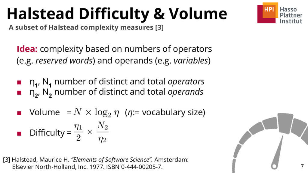 ■ η 1 , N 1 number of distinct and total operat...