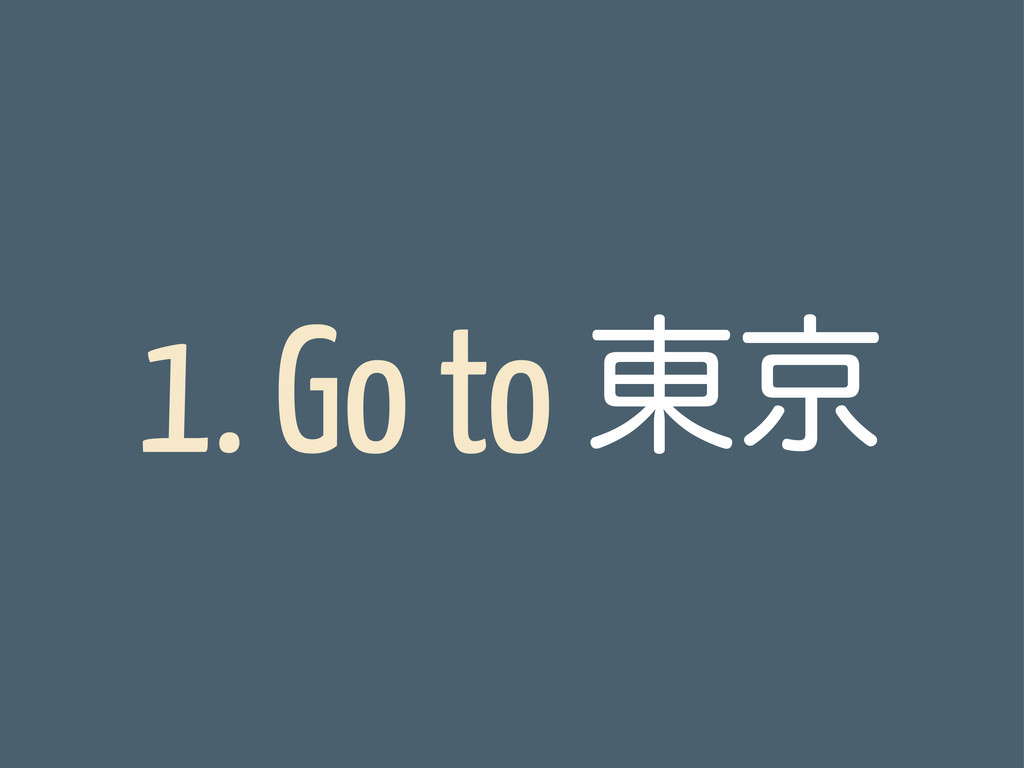 1. Go to ౦ژ